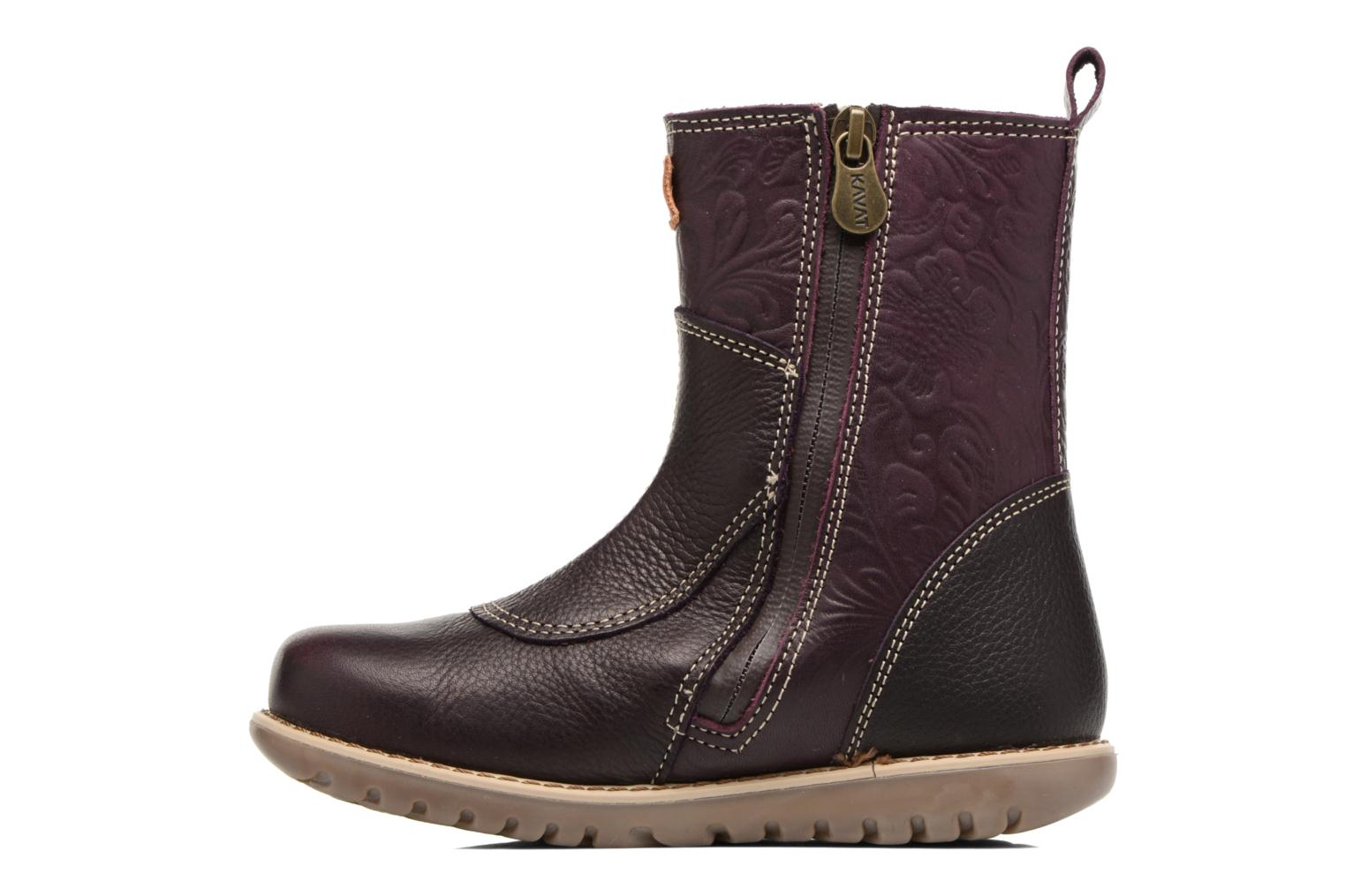 Boots & wellies Kavat Norberg EP Purple front view