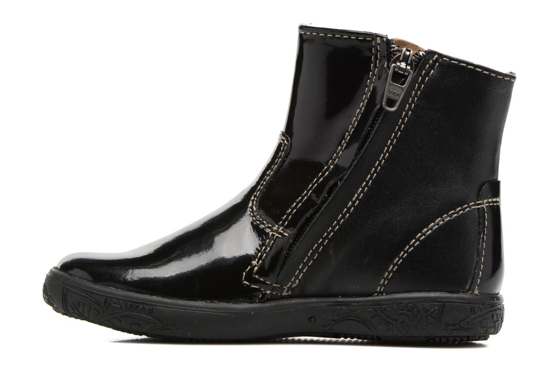 Boots en enkellaarsjes Noël Mini Amra Zwart voorkant