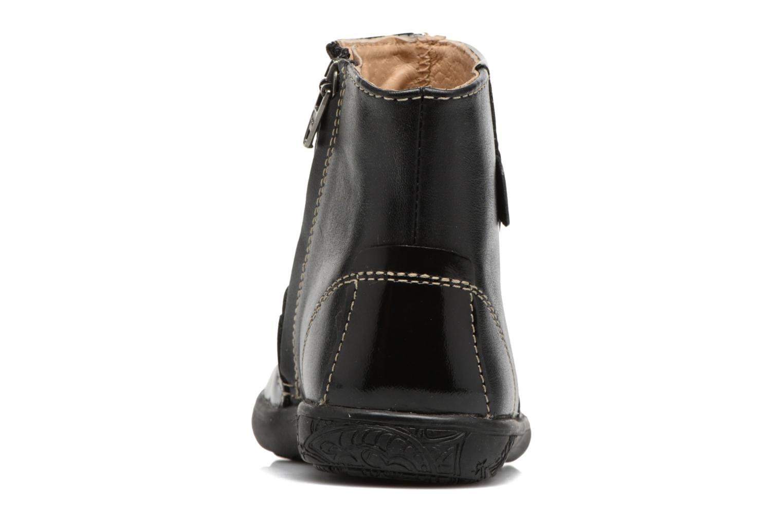 Boots en enkellaarsjes Noël Mini Amra Zwart rechts
