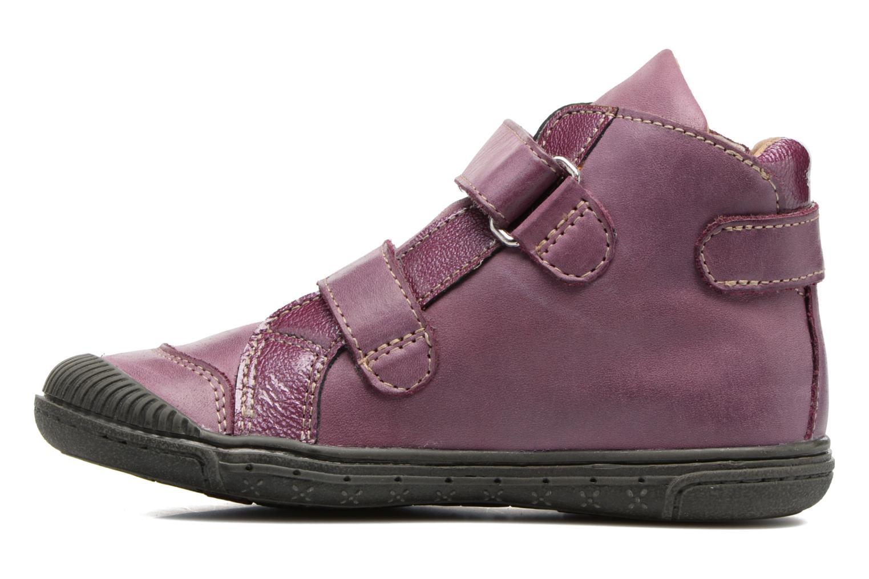 Bottines et boots Noël Padone Rose vue face