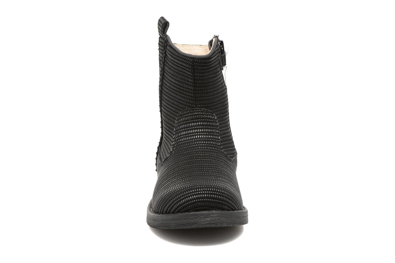 Ankelstøvler Mod8 Zoulia Sort se skoene på