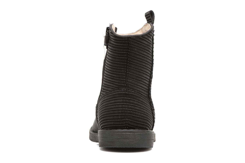 Bottines et boots Mod8 Zoulia Noir vue droite