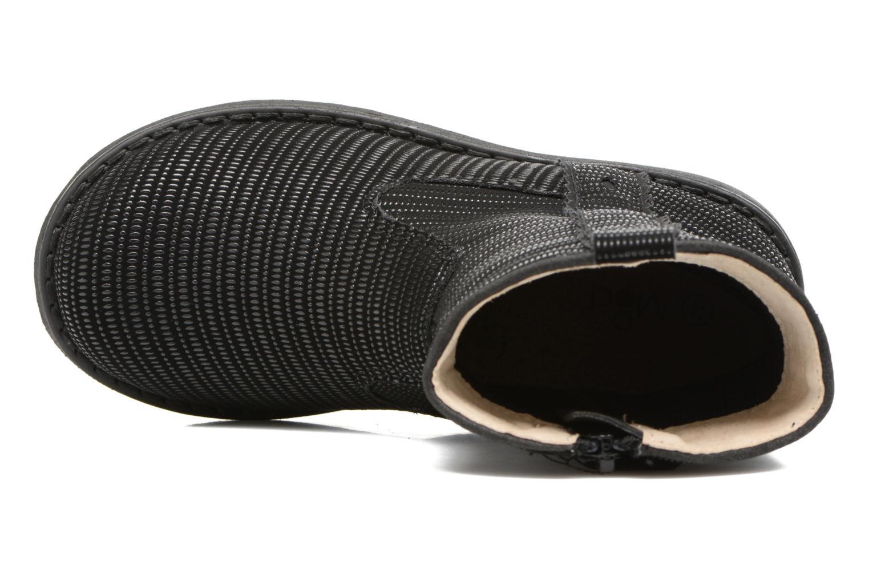 Bottines et boots Mod8 Zoulia Noir vue gauche