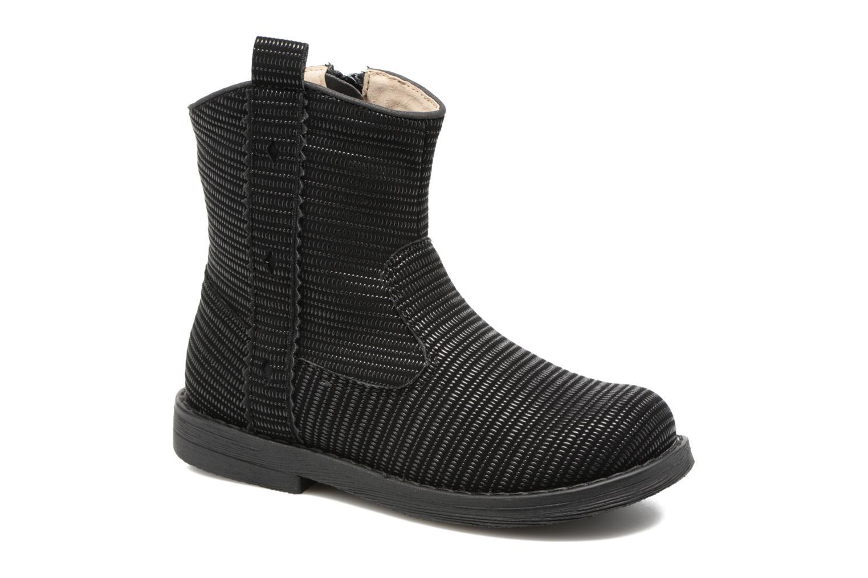 Bottines et boots Mod8 Zoulia Noir vue détail/paire