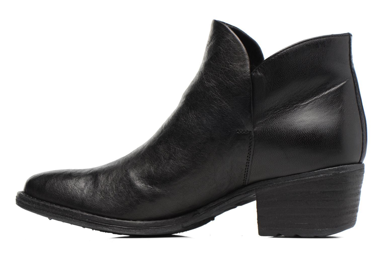 Bottines et boots Khrio Silcil Noir vue face
