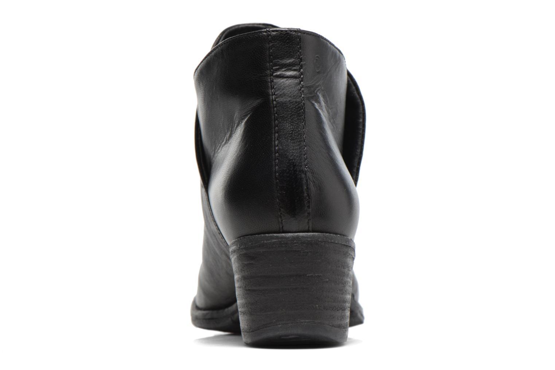 Bottines et boots Khrio Silcil Noir vue droite