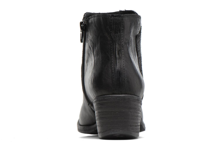 Bottines et boots Khrio Belal Noir vue droite