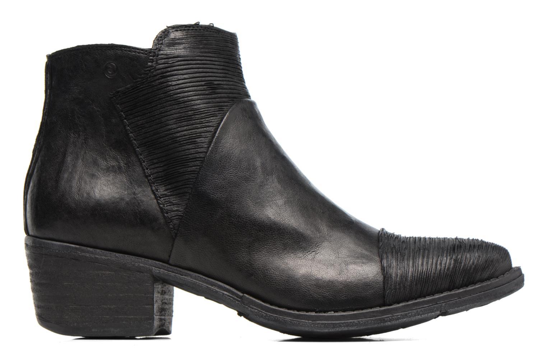 Bottines et boots Khrio Belal Noir vue derrière