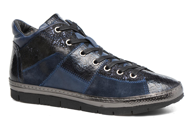 Varlian patchwork zaffiro blue