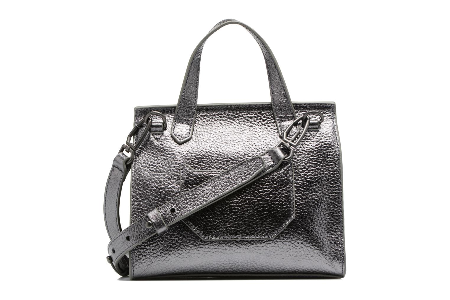 Sacs à main Liebeskind Berlin Nevada Crossbody Argent vue face