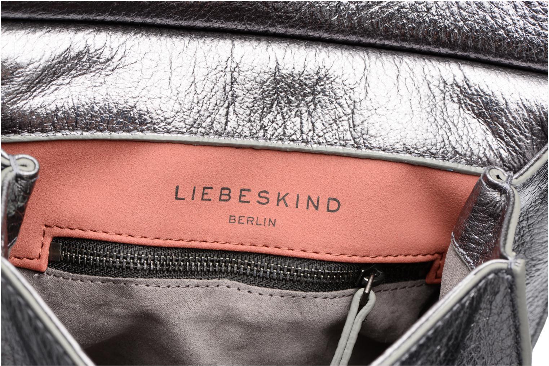 Sacs à main Liebeskind Berlin Nevada Crossbody Argent vue derrière