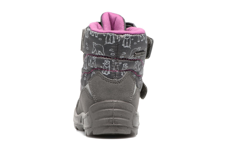 Chaussures de sport Richter Leos Violet vue droite