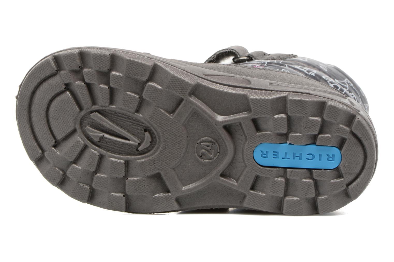 Chaussures de sport Richter Leos Violet vue haut