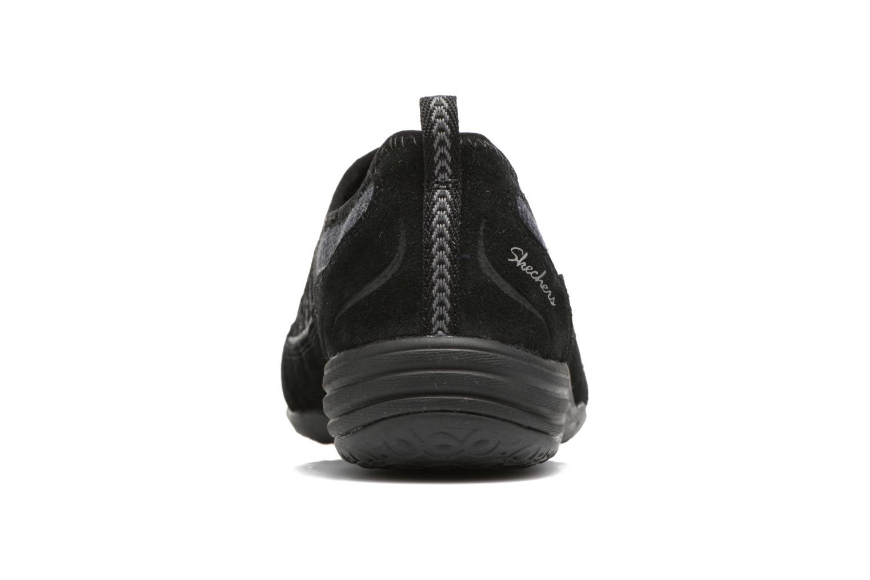 Sneaker Skechers Unity Eternal Bliss schwarz ansicht von rechts