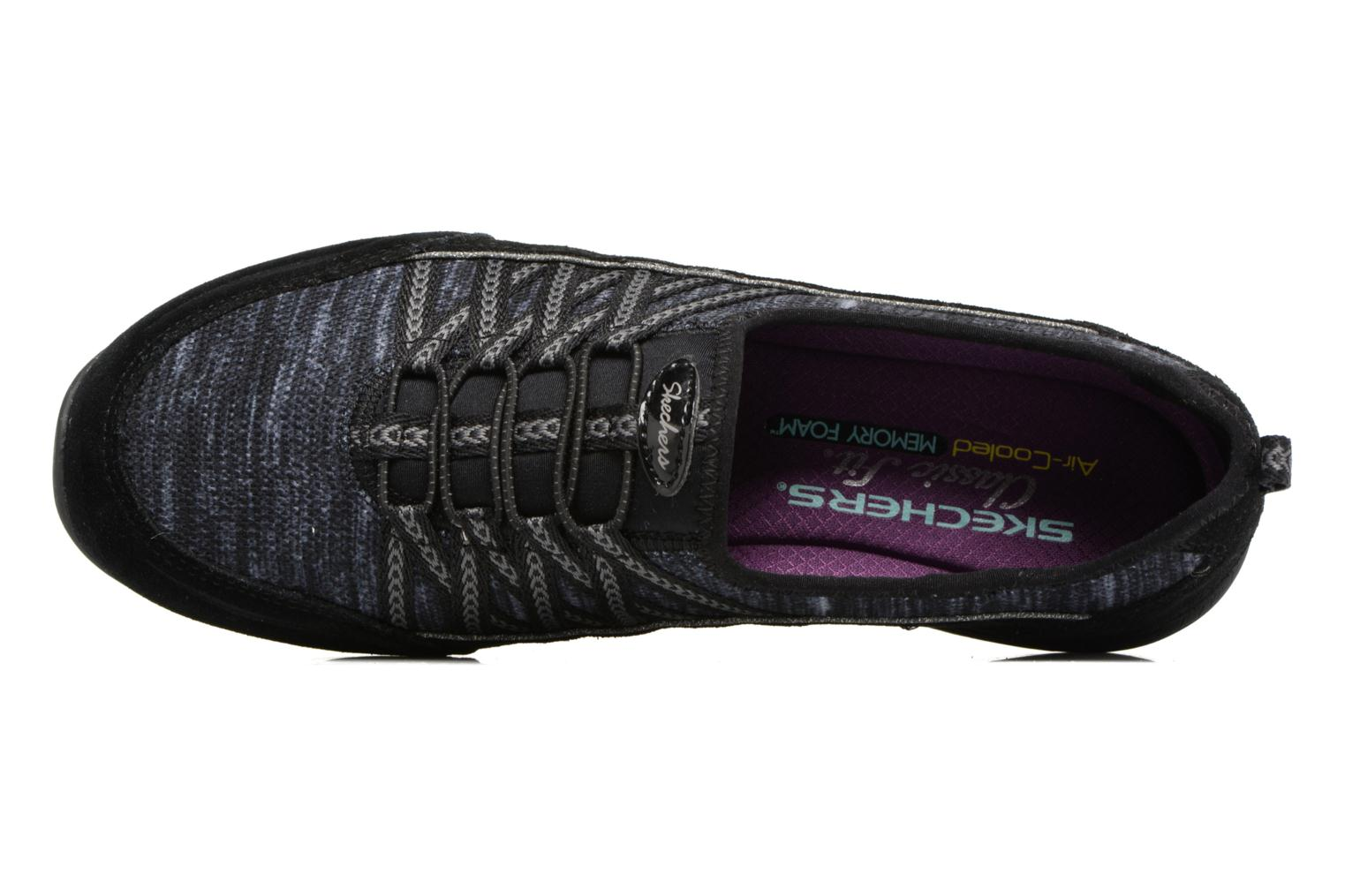Trainers Skechers Unity Eternal Bliss Black view from the left