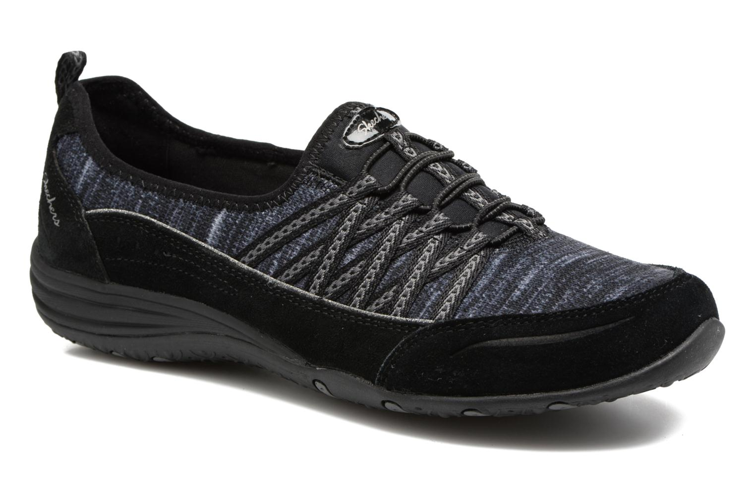 Sneakers Skechers Unity Eternal Bliss Zwart detail