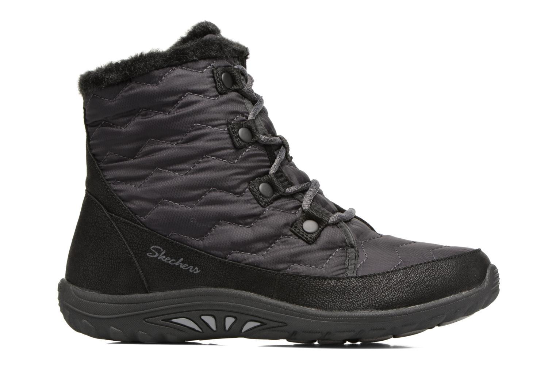 Boots en enkellaarsjes Skechers Reggae Fest Vector Zwart achterkant