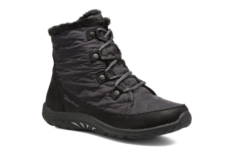 Boots en enkellaarsjes Skechers Reggae Fest Vector Zwart detail