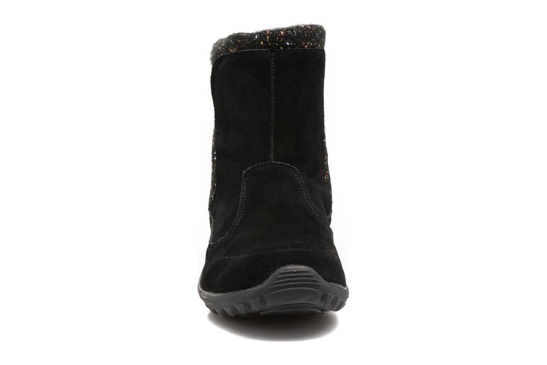 Boots en enkellaarsjes Skechers Reggae Fest Folksy Zwart model