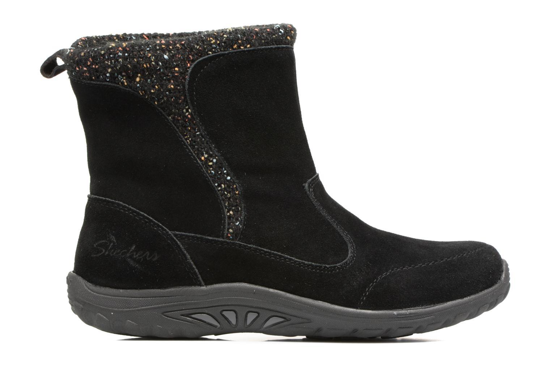 Boots en enkellaarsjes Skechers Reggae Fest Folksy Zwart achterkant