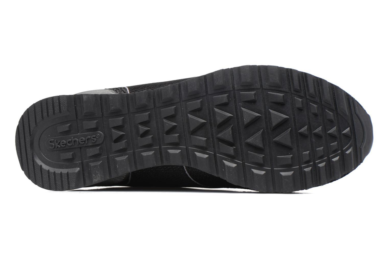 Baskets Skechers OG 84 Noir vue haut