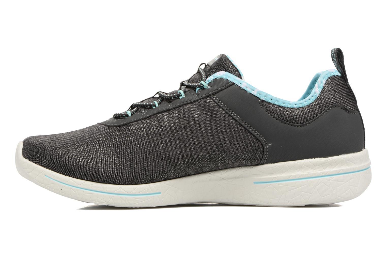 Chaussures de sport Skechers Burst 2.0 Sunny Side Gris vue face