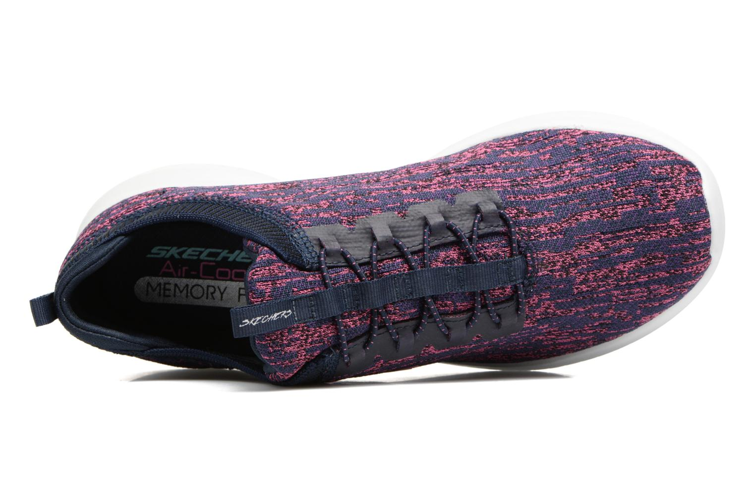 Sport shoes Skechers Ultra Flex Bright Horizon Blue view from the left