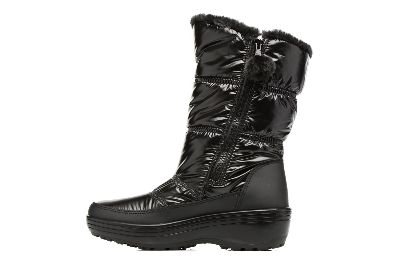 Sport shoes Skechers Alaska Abyss Black front view
