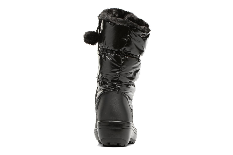Chaussures de sport Skechers Alaska Abyss Noir vue droite