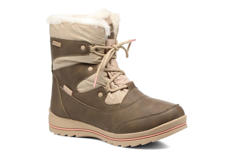 Scarpe sportive Skechers Colorado Castle Rock Marrone vedi dettaglio/paio