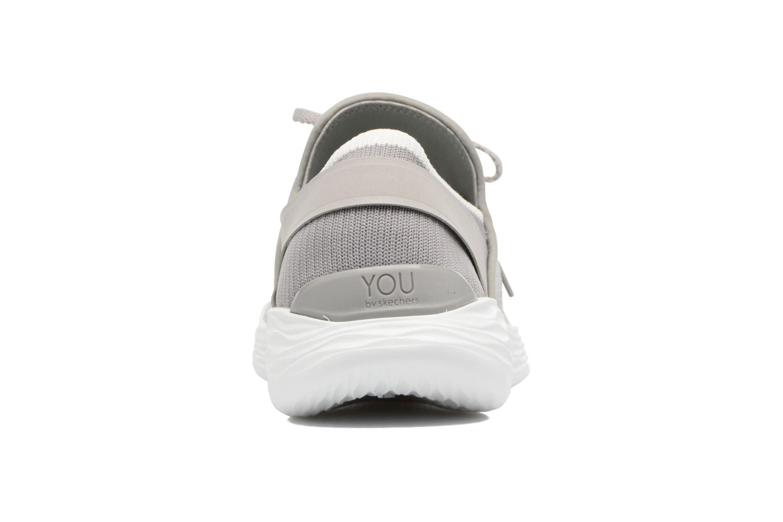 Chaussures de sport Skechers You Inspire Gris vue droite
