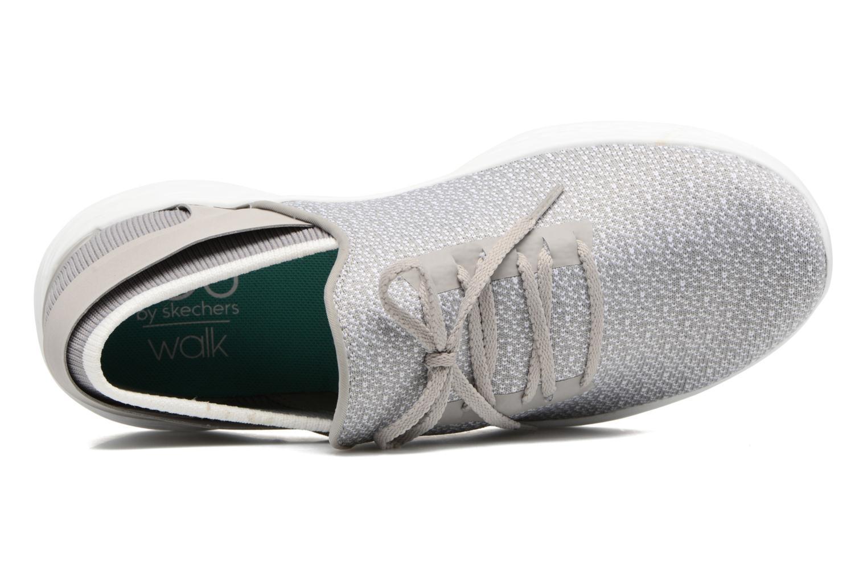 Zapatillas de deporte Skechers You Inspire Gris vista lateral izquierda