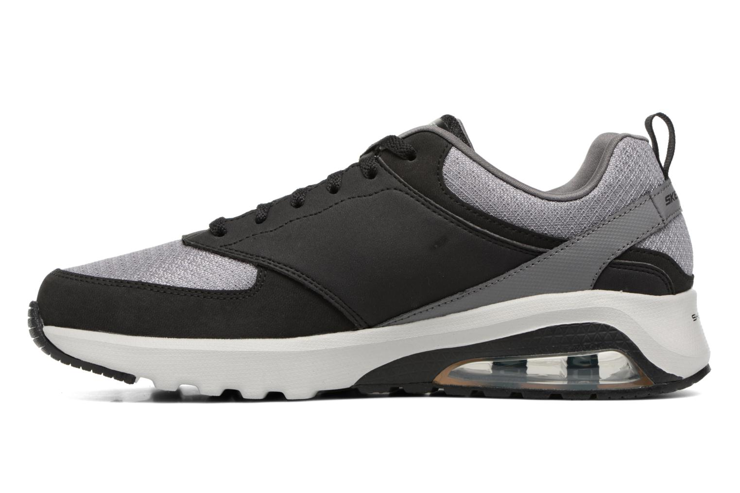 Trainers Skechers Skech-Air Extreme Emmerik Grey front view