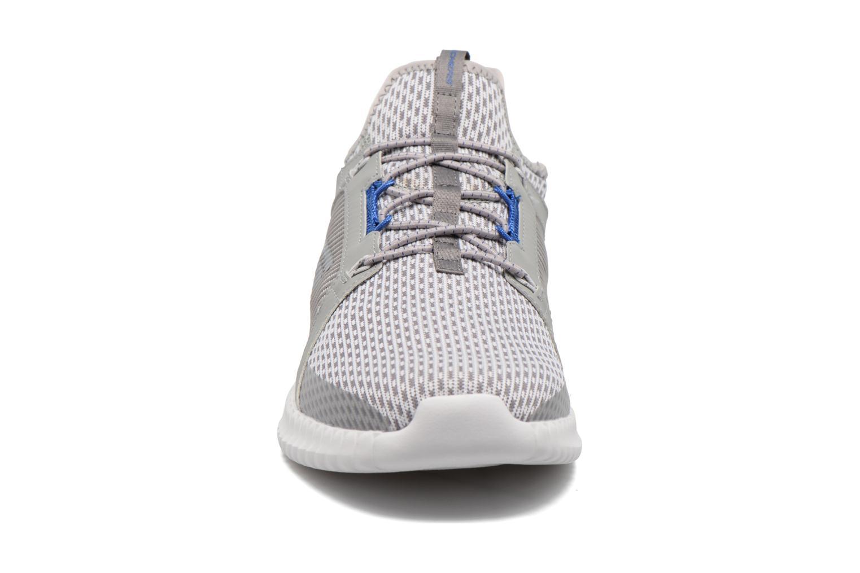 Chaussures de sport Skechers Elite Flex Gris vue portées chaussures