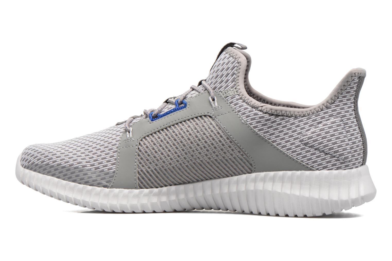 Sport shoes Skechers Elite Flex Grey front view
