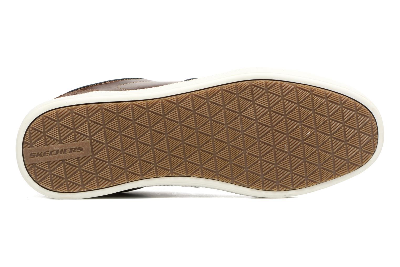 Sneakers Skechers Larson Rometo Brun se foroven