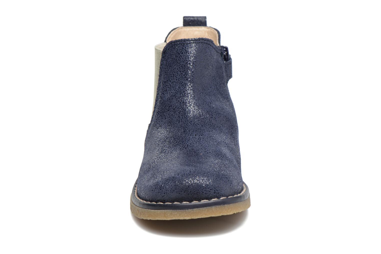 Bottines et boots Pablosky Carla Bleu vue portées chaussures