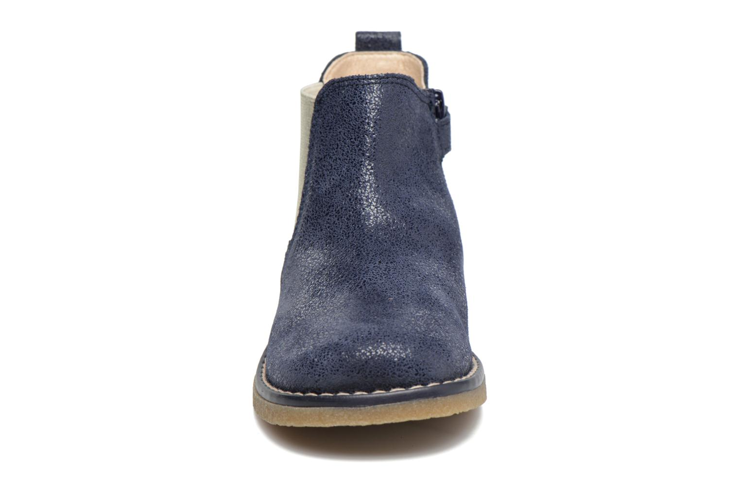 Ankle boots Pablosky Carla Blue model view