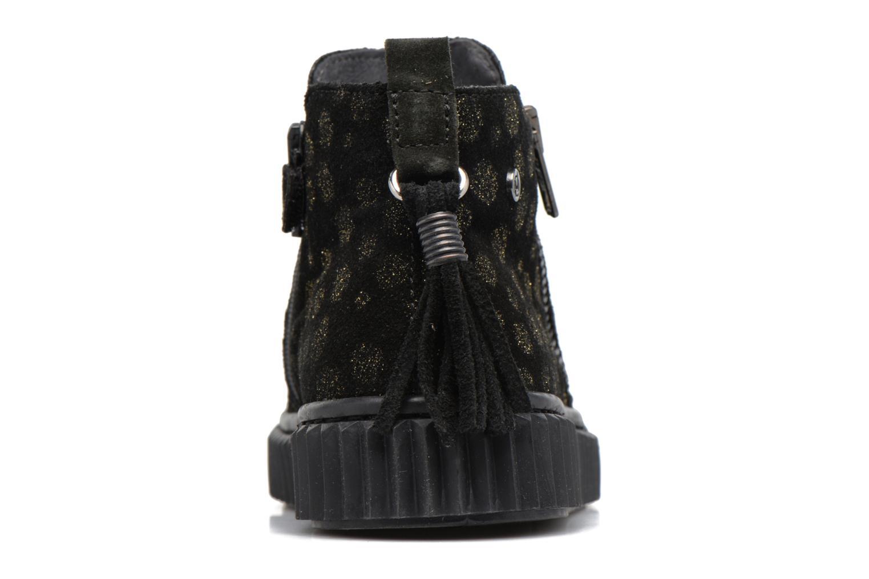 Bottines et boots Naturino Naturino 5253 Noir vue droite