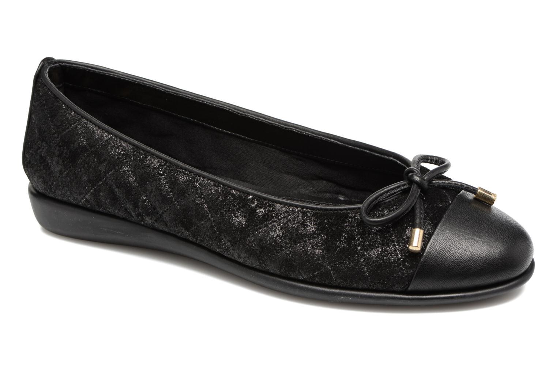 Zapatos promocionales The Flexx Riseco (Negro) - Bailarinas   Venta de liquidación de temporada