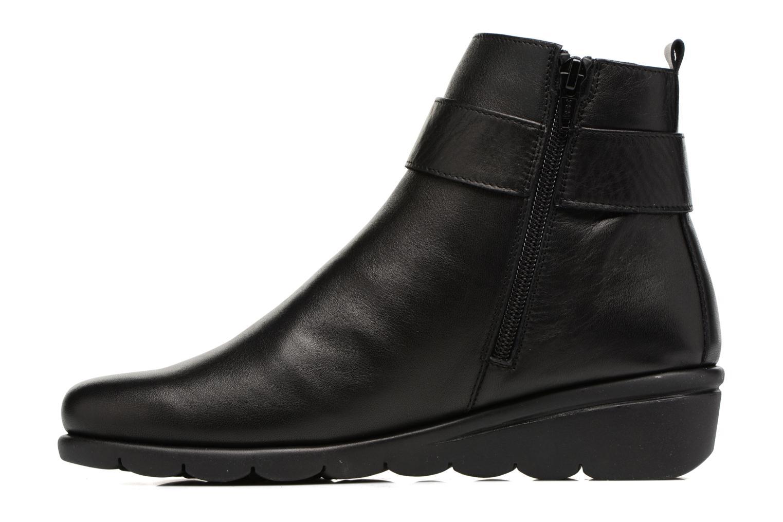 Bottines et boots The Flexx Nome Bounce Noir vue face