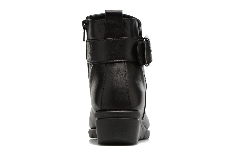 Bottines et boots The Flexx Nome Bounce Noir vue droite