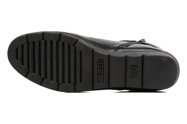 Bottines et boots The Flexx Nome Bounce Noir vue haut