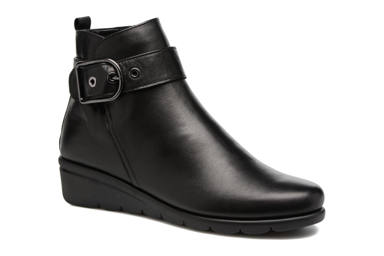 The Flexx Nome Bounce (Noir) - Bottines et boots chez Sarenza (306150)