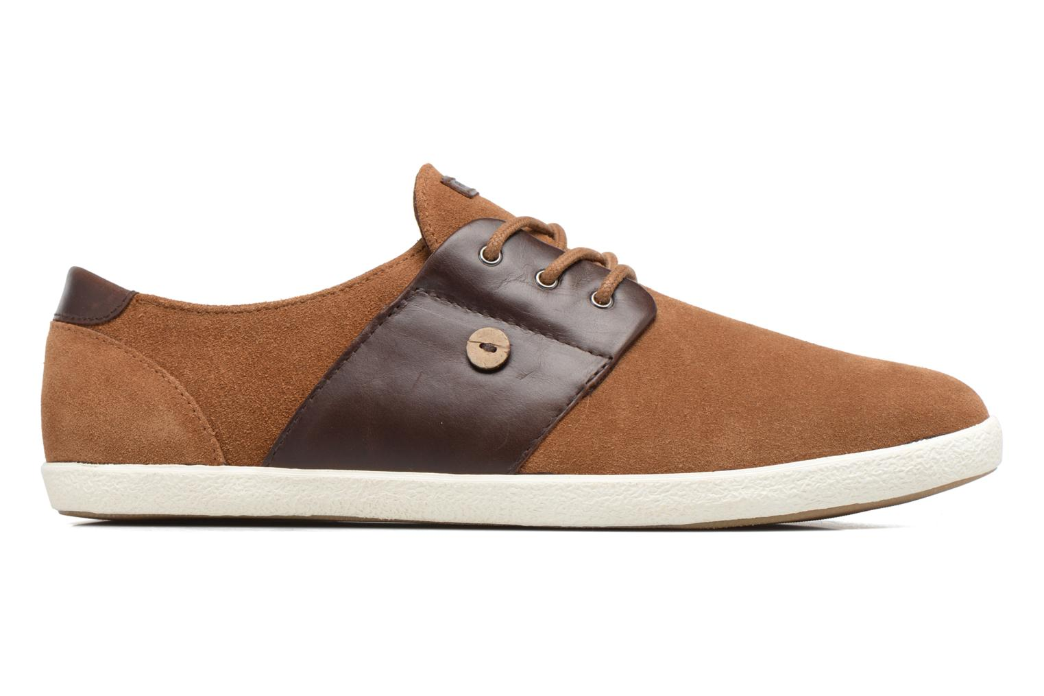 Trainers Faguo CYPRESS23 Brown back view