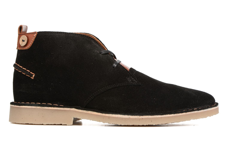 Stiefeletten & Boots Faguo LEBANON02 schwarz ansicht von hinten