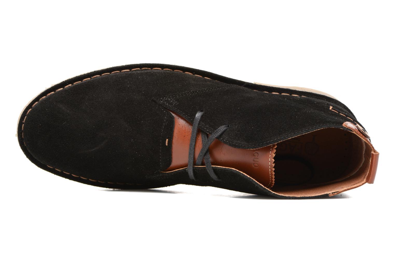Stiefeletten & Boots Faguo LEBANON02 schwarz ansicht von links