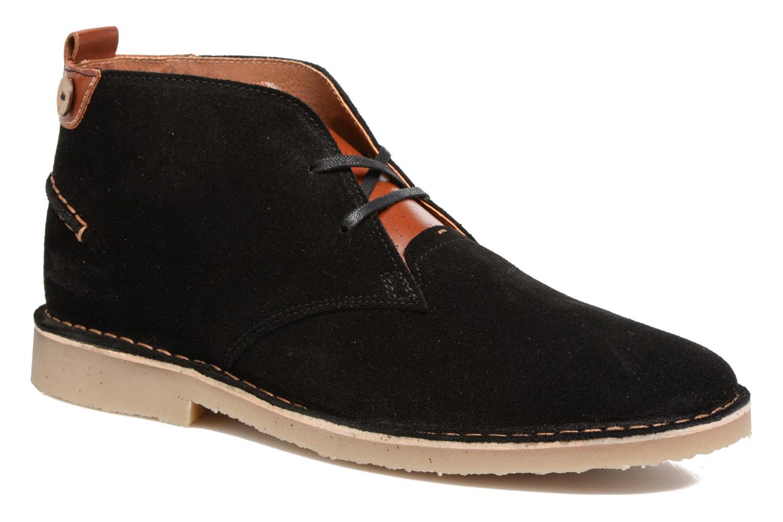 Stiefeletten & Boots Faguo LEBANON02 schwarz detaillierte ansicht/modell