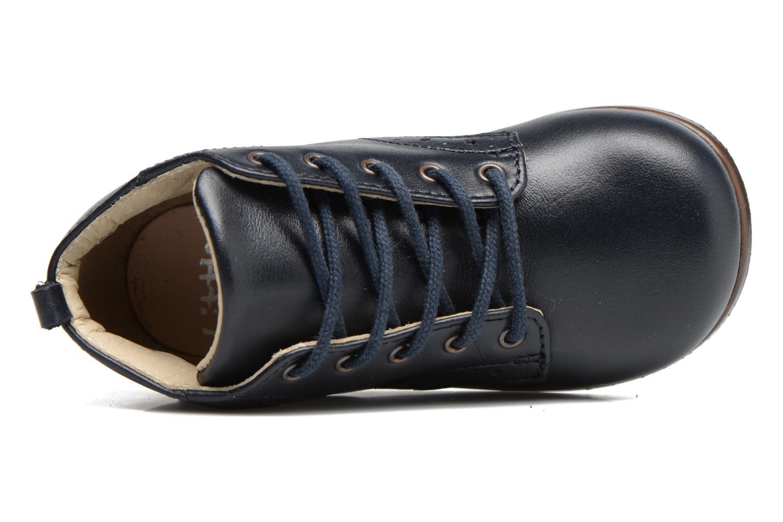 Bottines et boots Little Mary Ralf Bleu vue gauche