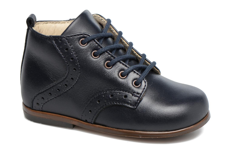 Bottines et boots Little Mary Ralf Bleu vue détail/paire